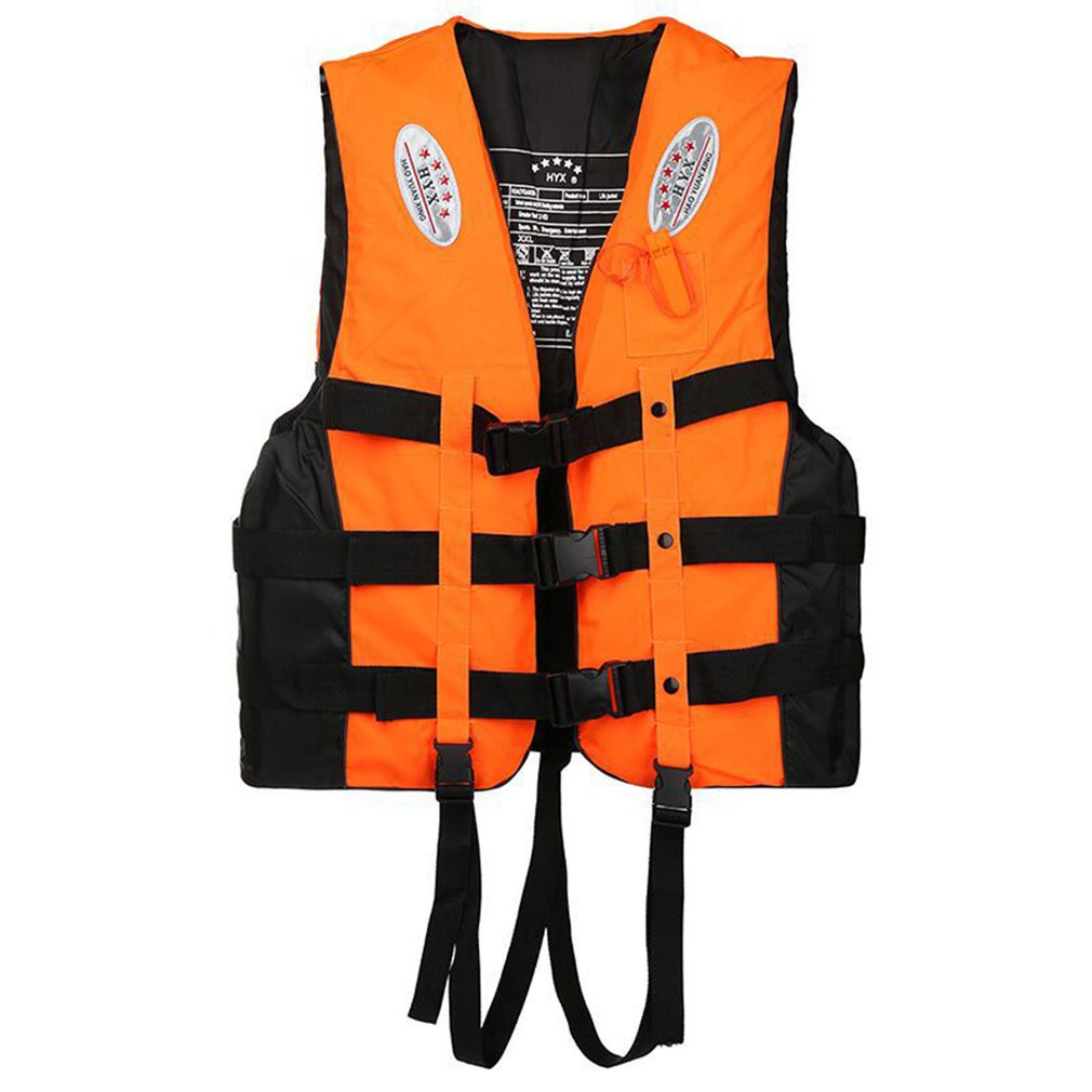 Adult Professional Life Jacket Swimming Boating Ski Drifting Vest Life Vest Swimming Jackets