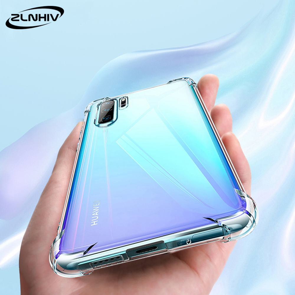 ZLNHIV silicone for huawei honor view 10 20 30 10i 20i 20s lite pro play 3 3e tpu fitted case bag coque mobile phone accessories