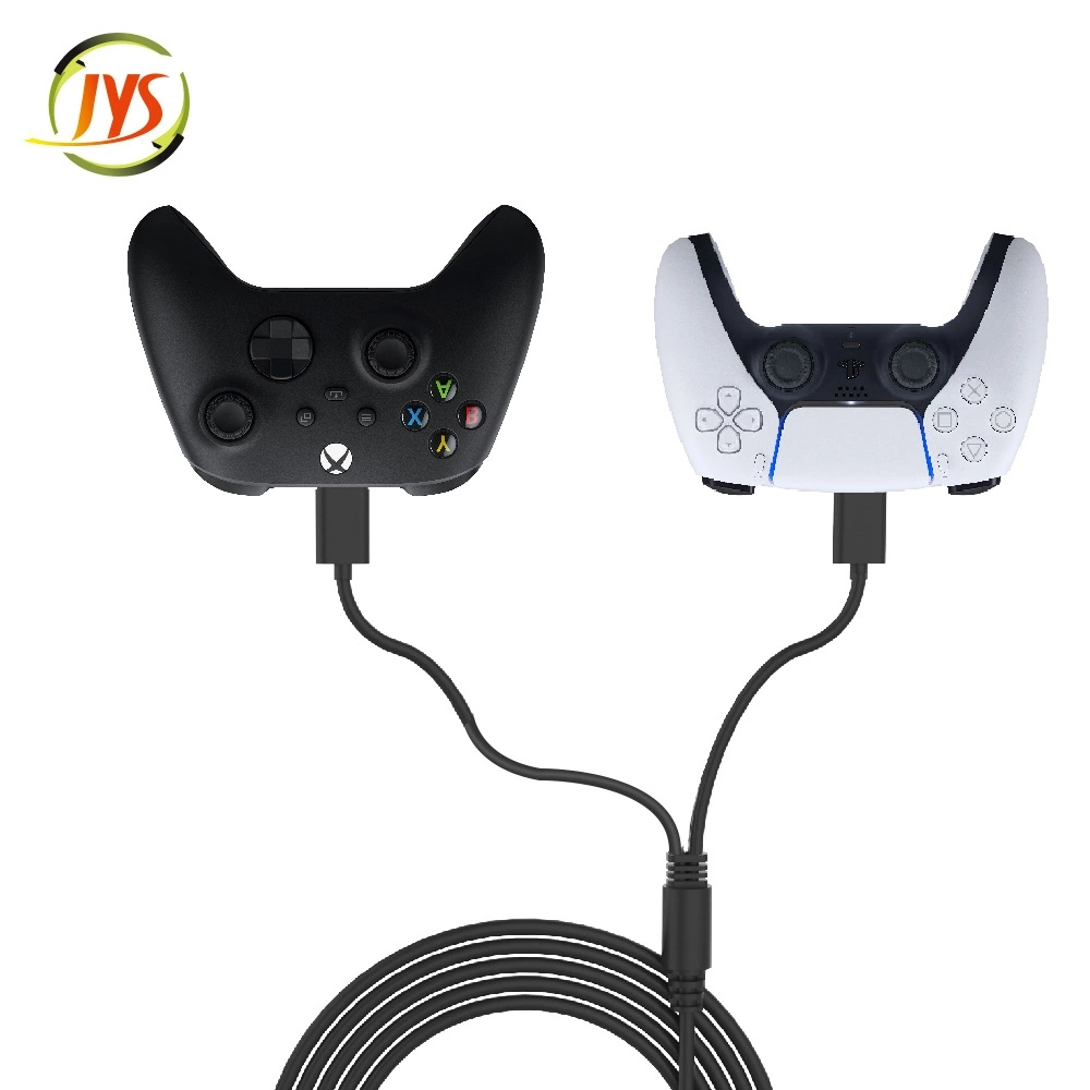 2 In 1 Charging Cable For PS5 (4)