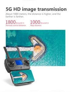 Image 2 - KY601G Drone GPS 4K HD kamera 5G WIFI FPV MV üretim katlanabilir Selfie Drones profesyonel 1800m kontrol mesafe RC dört pervaneli helikopter
