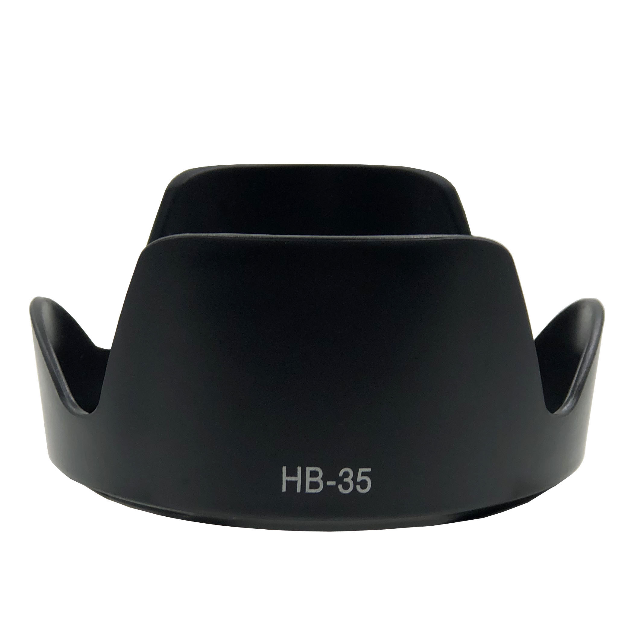 High quality bayonet Lens Hood HB-35 for Camera AF-S DX <font><b>18</b></font>-<font><b>200mm</b></font> f/3.5-5.6G IF-ED Y451 image