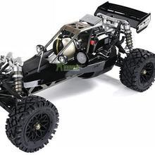 1:5 4WD RC автомобили обновленная версия 2,4G радиоуправляемые игрушечные машинки RC багги 45CC бензиновый двигатель внедорожники для ROFUN BAJA