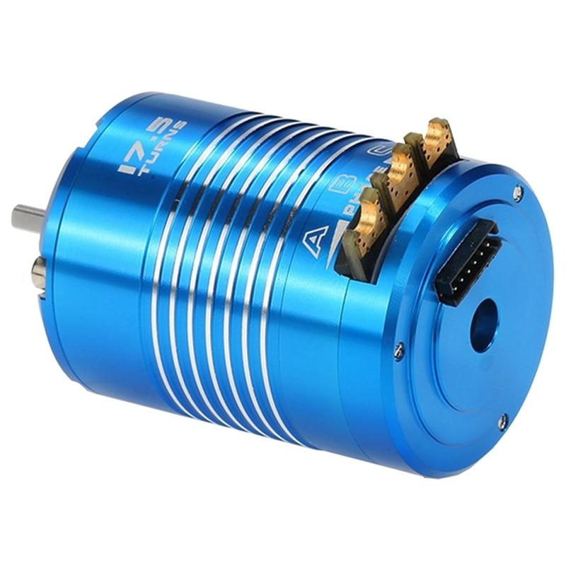 Alta eficiência 540 17.5 t 2200kv sensored