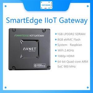 SmartEdge Industrial IoT Gateway,64 Bit quad-core ARM SOC,8GB eMMC、1GB LPDDR2,A