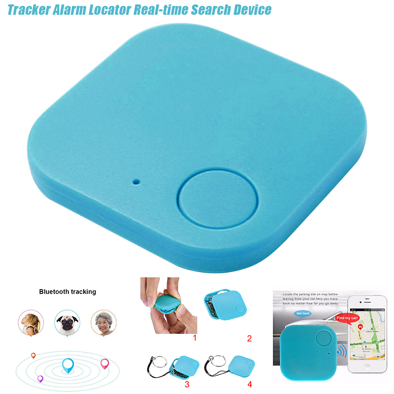 Wallet Alarm-Locator Gps-Tracker Keys-Bags Car-Motor Real-Time-Finder-Device Pets Kids