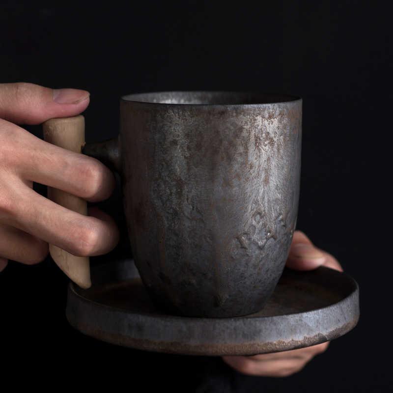 TANGPIN Япония фарфоровые чашки с фильтрами фарфоровая кофейная чашка чайная чашка 300 мл