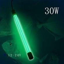 12 24 в 30 Вт 3000 люмен светодиодный светильник для подводной