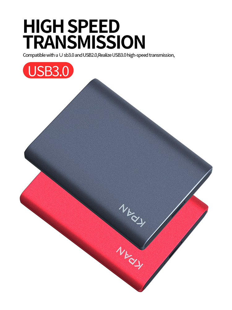 KPAN USB 3.0 1TB Laptop <font><b>2.5</b></font>