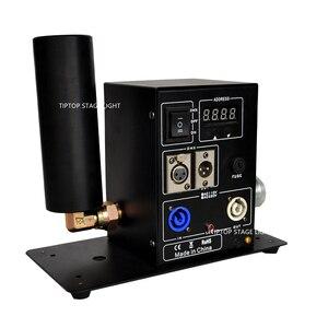 Image 2 - TIPTOP Machine à Jet numérique à Co2, 200W, avec un seul tuyau dalimentation DMX entrée/sortie verrouillable, écran LCD