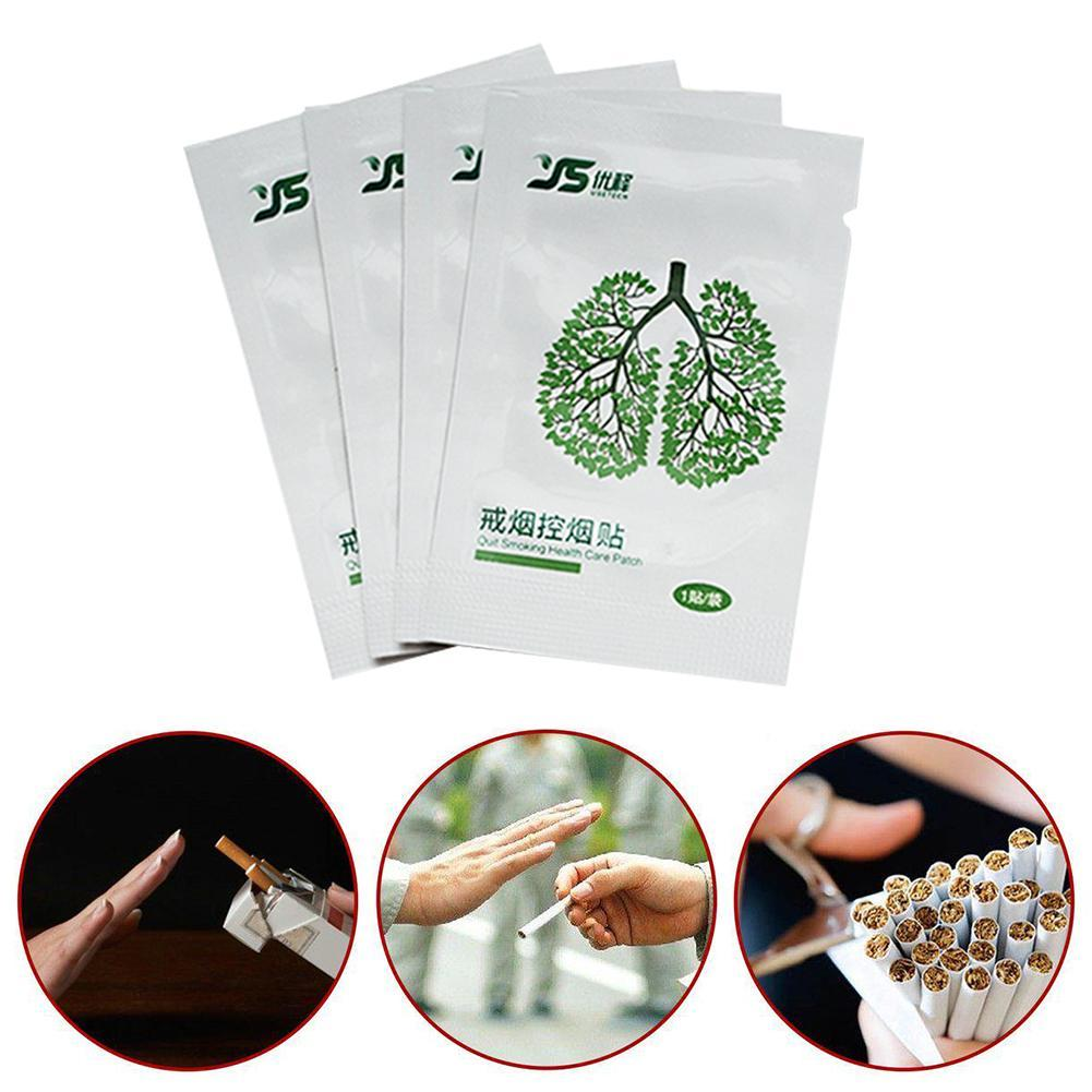 Useful Stop Smoking Anti Smoke Patch for Smoking Cessation Patch 100% Natural Ingredient Quit Smoking Patch Plaster 1