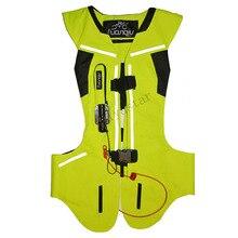 moto rcycle Air-bag жилет moto Racing профессиональная передовая система Air Bag moto cross защитная подушка безопасности