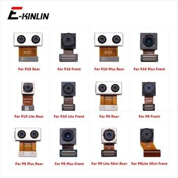 Front Selfie Facing & Back Rear Main Camera Big Small Module Ribbon Repair Parts Flex Cable For HuaW