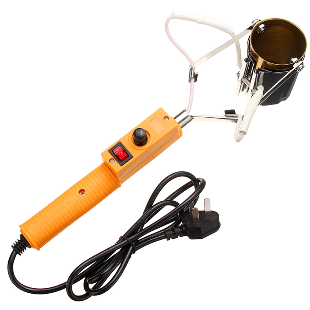 160W 280W Portable Casting Heads Lead Tin Indium Soldering Tools Electric Solder Furnace For Using Stainless Steel Solder Pot