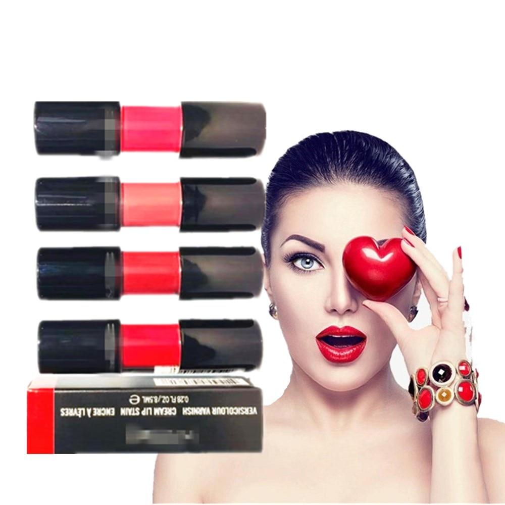 High color rendering Stereo coagulation Lollipop lip glaze Glass lip makeup Moisturizing liquid sexy lips in Lipstick from Beauty Health