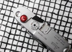 Image 3 - Metall Konvexen Oberfläche Weiche Auslöser für Fujifilm X T4 X T3 X T2 X T20 X T30 X E3 X PRO2 X100T Leica M240 M10 m10P