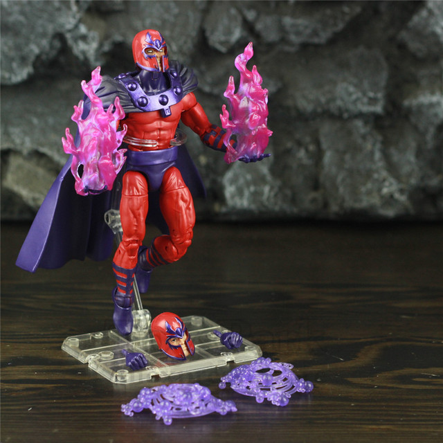 Magneto Action Figure Erik Lehnsherr 6inch. 5