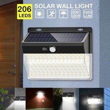 136 206 светодиодный светильник на солнечной батарее уличный