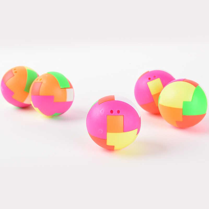 1 قطعة تجميع الكرة عمل أرقام بولي كلوريد الفينيل لعبة مجسمة هدايا لعب للأطفال جودة عالية في كيس مقابل