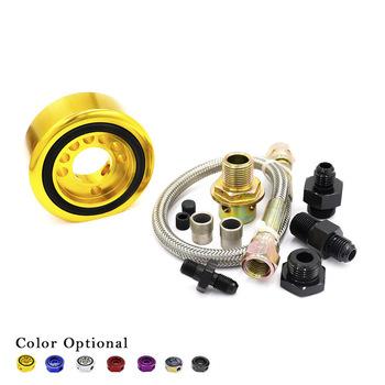 Gorąca sprzedaż zmodyfikowany samochód uniwersalny smażony naleśnik ciśnienie oleju silnikowego temperatura oleju ciśnienie oleju Instrument tłusty chwyt tanie i dobre opinie Cnspeed Yc100336