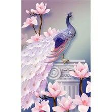 Diy 5d алмазная живопись орел в небе вышивка крестиком животное