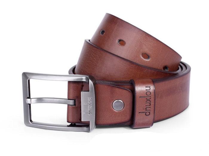 Leather Belt Men Letter Pin Buckle Automatic Mens Business Belt Jeans Wild Band Belts Designer Trouser Strap Cinturones Hombre