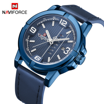 NAVIFORCE 9177 Men Design Sports Watches Watch with box