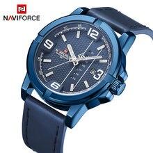 Naviforce 2020 новые роскошные часы для мужчин Топ бренд дизайн