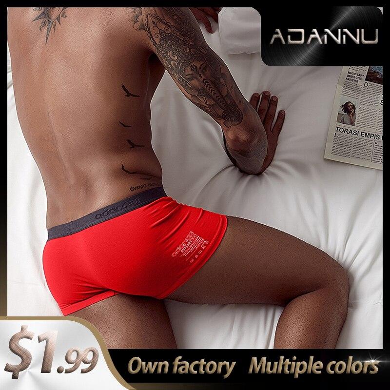 Trunks CMENIN Cotton Comfortable Sexy Men Underwear Boxer Shorts Popular Underpants Mens Boxershorts Underware Boxers Cueca