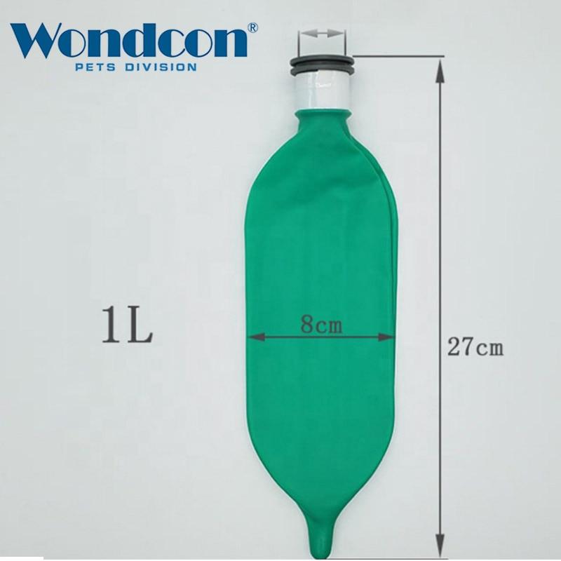 Sac respiratoire populaire en latex 1L avec approbation ce