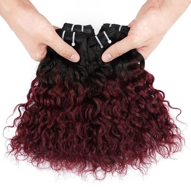 100% Brazilian Human Hair Extension 9