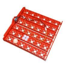 Incubadora automática de ovos, 36 /144 ovos bandeja para incubadora de ovos 110v/220v, equipamentos para incubação 1 conjunto de equipamentos para pássaros