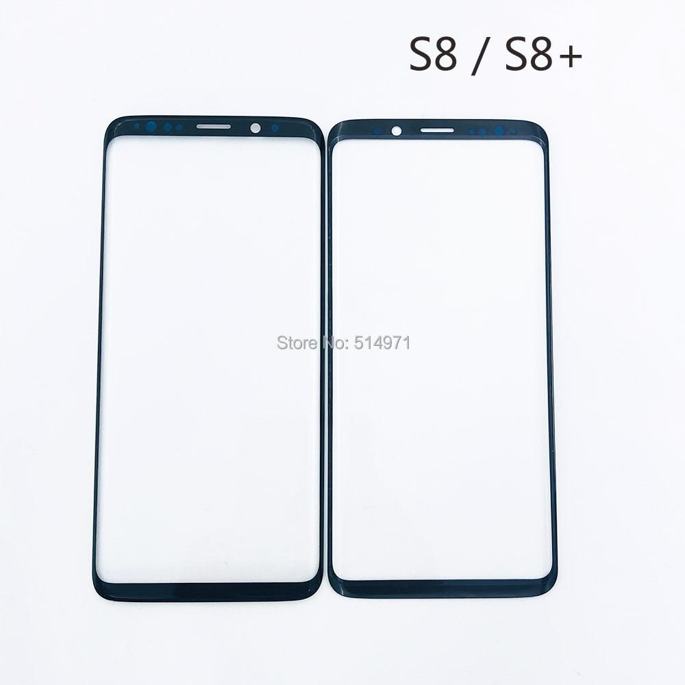 ОРИ передняя линза внешнее стекло с олеофобным покрытием для Samsung Галактики С8 С8С9 С9С10 С20S20U сотовый телефон запасные части