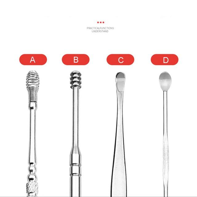 Ear Wax Cleaner Tool Set 2