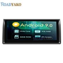 10.25 ''Android 9,0 Auto Radio Navigation GPS Für BMW X5/M5 E39 E53 1995-2003 Stereo Auto multimedia Video player Autoradio 2 Din