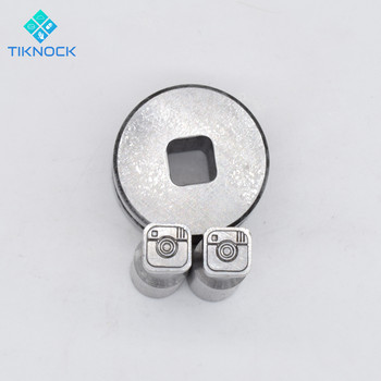 Tablet Press Mold Candy Milk stamp Punching Die Custom Logo For punch die TDP1.5 Machine Dye imprint недорого