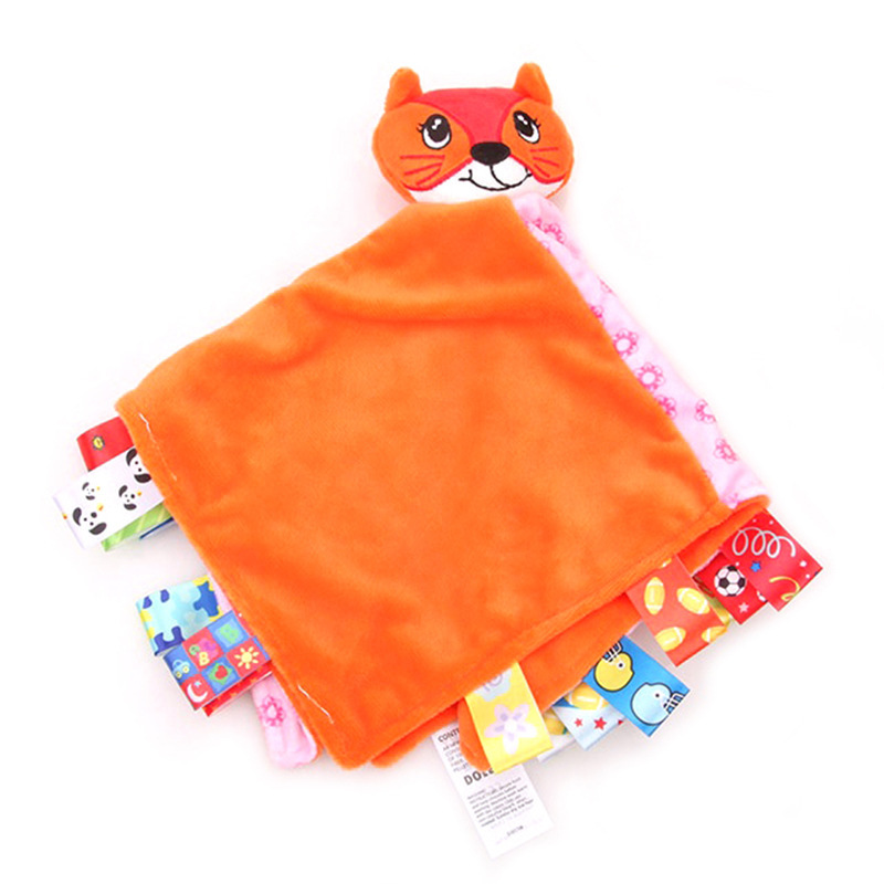 Dolery Infants Appeasing Towel/Doll Super Soft Not Shed-Entrance Baby Toys