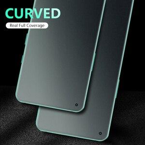 Image 2 - CHYI opaca Idrogel pellicola per oneplus 7t 8 7 pro protezione dello schermo morbido pellicola Curvo per uno più 8t nord 7 6t non in vetro temperato