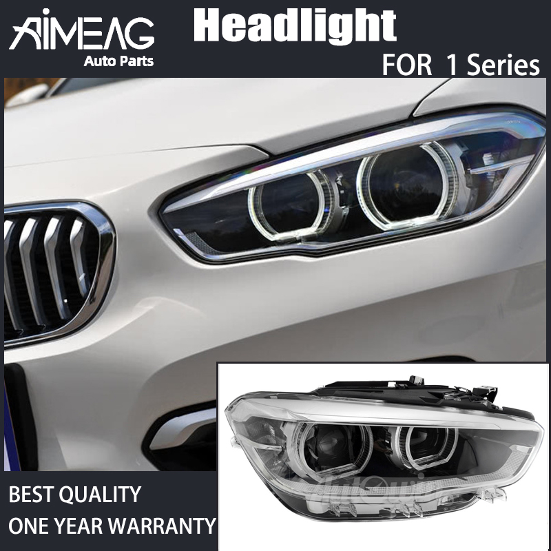 Made for BMW 1 SERIES F20 F21 LCI HEADLIGHT FULL LED ADAPTIVE RIGHT SIDE ORIGINAL OEM image