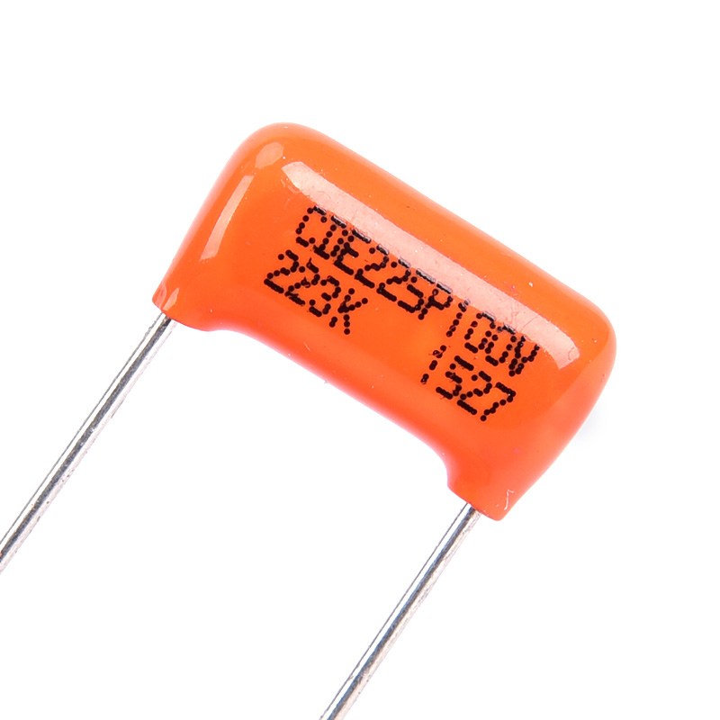 Orange Drop Guitar Bass Tone Capacitors 0.022UF 100V  For Electric Guitar Bass Cap Guitar Capacitors Bass Capacitors Sprague