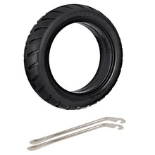 8.5 Inch Front/Rear Scooter Tire Wheel Solid Replacement Tyre 8 1/2X2 for Xiaomi M365 Electric Scooter Skateboard(China)