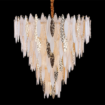Nordic crystal chandelier modern colored glazed living room chandelier villa double staircase luxury decorative chandelier modern simple duplex staircase led bubble column living room chandelier rotating villa ceiling crystal column led crystal lights
