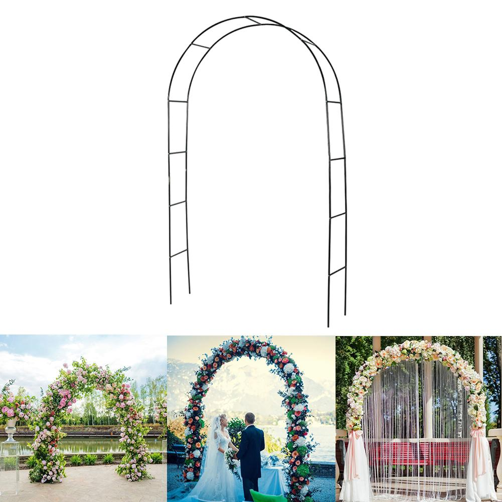 Wedding Arch Lightweight Arch Flower Stand For Wedding Birthday Party Decoration