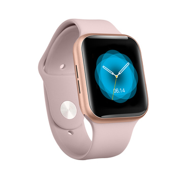 I7S Smart watch 44MM SmartWatch Men Women Siri Blood Pressue Heart Rate Monitor Remote Camera For IOS Android PK IWO 8 IWO 12