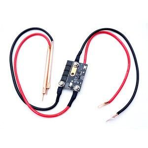 Image 2 - Portable 12V Battery Energy Storage Spot Welder Machine PCB Circuit Board DIY Soldering Pen Model PCB Circuit Board