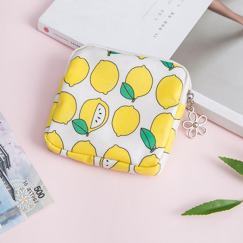 ETya мультяшная мини-сумка для монет для женщин и девочек с принтом кота, кошелек для монет, держатель для карт, кошелек, сумки для денег, наушники, посылка, подарки для детей - Цвет: 6