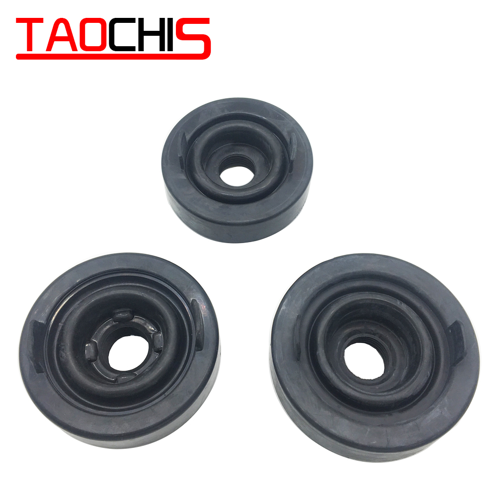 TAOCHIS 2Pcs Dedicated H4 HID Headlight Cover Car LED Light Cap Rubber Dust Cover Dustproof For 70mm 80mm 85mm Headlamp