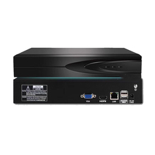 8CH CCTV NVR для ip-камеры H.265+ 8CH/9CH сетевой видеорегистратор P2P ONVIF