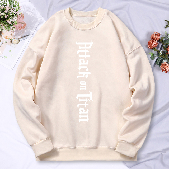 ATTACK ON TITAN THEMED SWEATSHIRT (14 VARIAN)