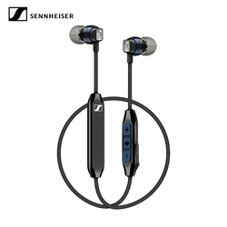 Sennheiser CX 6.00BT  Wireless BT Earbuds Headphones in Ear Headsets with Mic Three-button Remote CVC Noise Cancelling