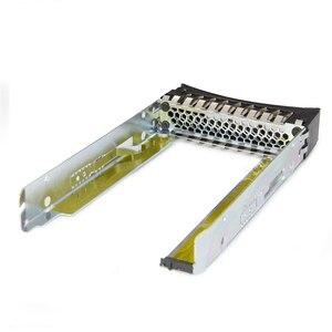 Image 4 - 30 قطعة/الوحدة 2.5 44T2216 SAS SATA HDD القرص الصلب علبة العلبة ل IBM X3650 X3850 X3950 X5 M3 M4 خادم قوس